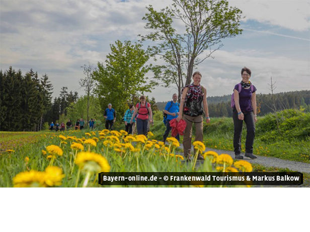 Freizeit In Oberfranken
